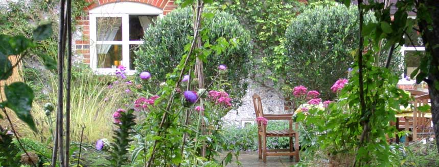 Self Catering Cottage near Lewes